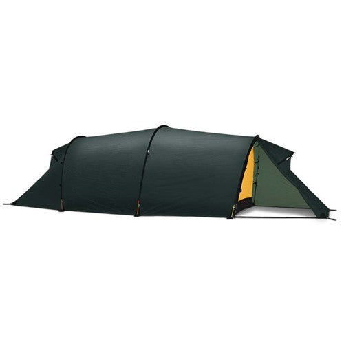 Hilleberg Kaitum 3 Hiking Tent - Green - Find Your Feet Australia Hobart Launceston Tasmania