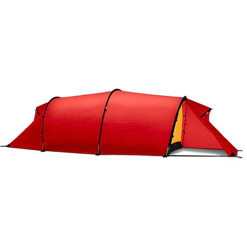 Hilleberg Kaitum 3 Hiking Tent - Red - Find Your Feet Australia Hobart Launceston