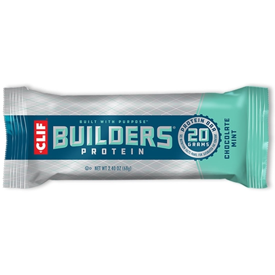 Clif Builders Bar - Chocolate Mint - Find Your Feet Australia Hobart Launceston Tasmania