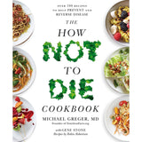 How To Not Die Cookbook (Book) - Find Your Feet Australia Hobart Launceston Tasmania