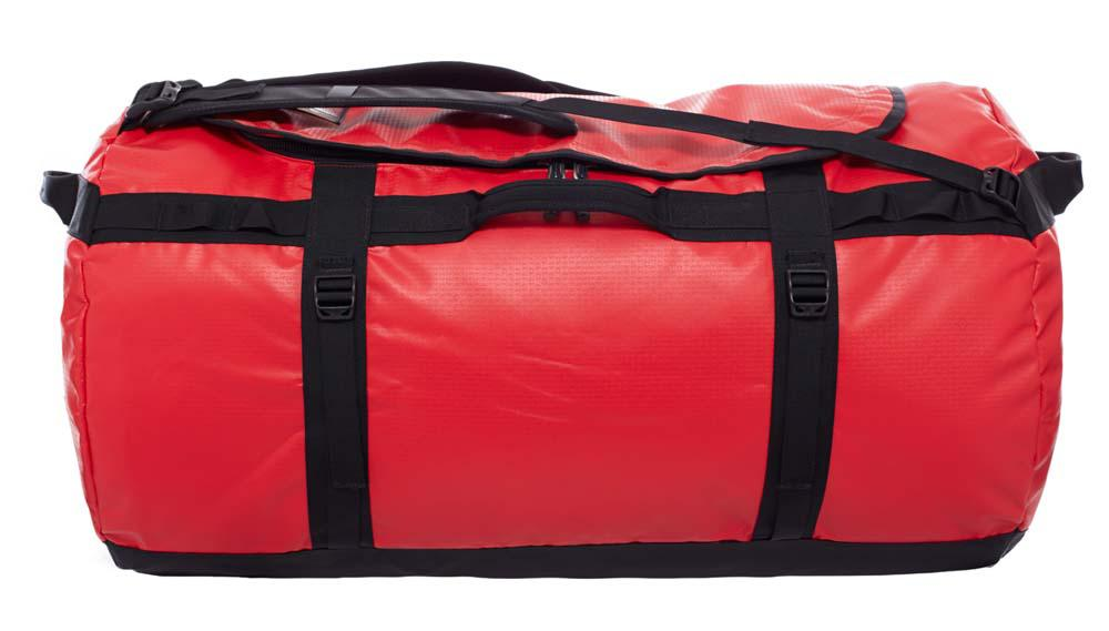 The North Face Base Camp Duffel XL - Red - Find Your Feet Australia