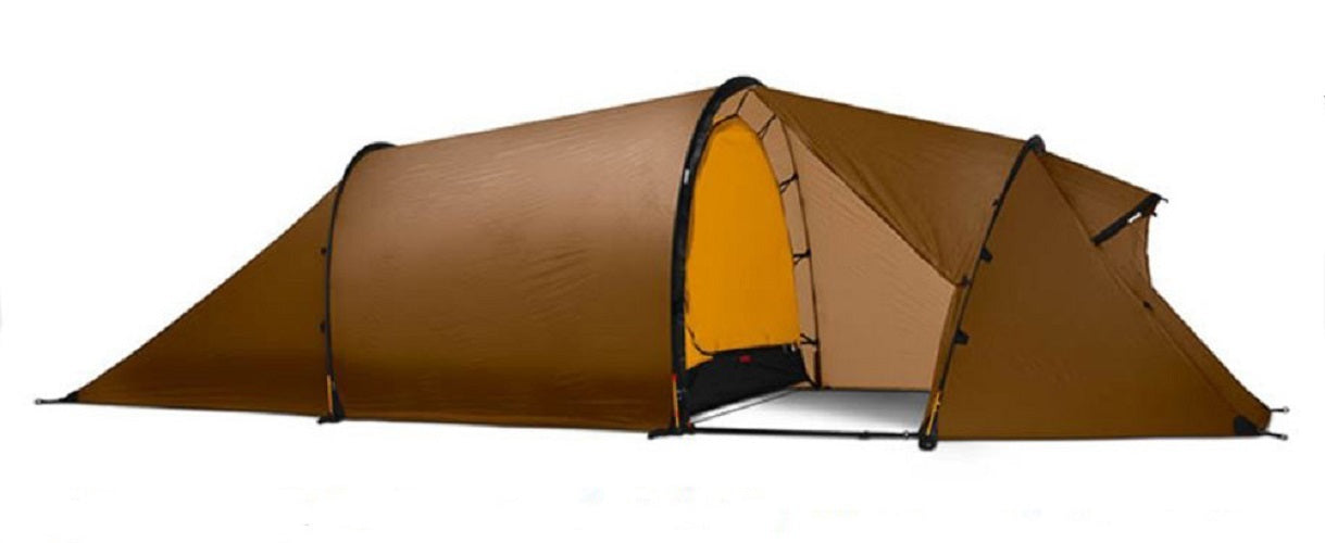 Hilleberg Nallo 3 GT 4 Season Lightweight Hiking Tent - Sand - Find Your Feet Australia Hobart Launceston Tasmania