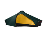 Hilleberg Akto Single Person Hiking Tent - Green - Find Your Feet Australia