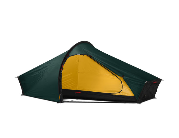 Hilleberg Akto Single Person Tent - Green - Find Your Feet Australia Tasmania