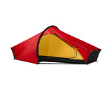 Hilleberg Akto Single Person Hiking Tent - Red - Find Your Feet Australia