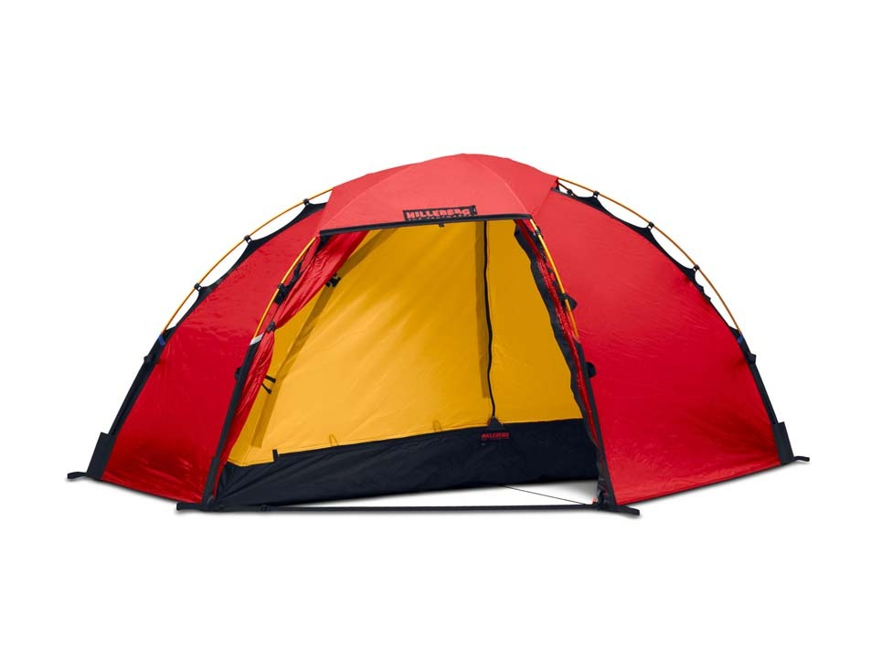 Hilleberg Soulo Hiking Tent - Red - Find Your Feet Australia Hobart Launceston Tasmania