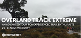 Overland Track Extreme Trail Running Tour Tasmania Find Your Feet Tours Hanny Allston