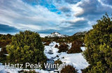 CPls05 - Hartz Peak Snow - Camhanaich Photography - Find Your Feet Australia Hobart Launceston Tasmania