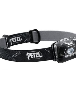 Petzl Tikkina Headlamp 250 Lumen - Black - Find Your Feet Australia Hobart Launceston Tasmania
