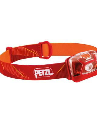 Petzl Tikkina Headlamp 250 Lumen - Red - Find Your Feet Australia Hobart Launceston Tasmania