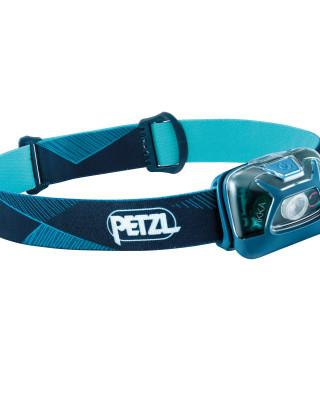Petzl Tikkina Headlamp 250 Lumen - Blue - Find Your Feet Australia Hobart Launceston Tasmania