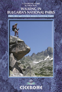 Walking in Bulgaria's National Parks Book Find Your Feet Hobart Aust