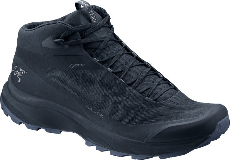Arcteryx Aerios FL Mid GTX Hiking Boot (Men's) - Orion/Proteus - Find Your Feet Australia Tasmania Hobart Launceston