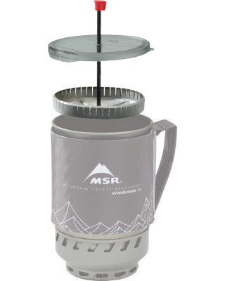MSR Coffee Press for Windburner 1.8L- Find Your Feet