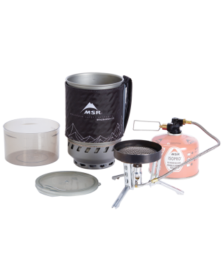 MSR WindBurner Duo Stove System 1.8L Find Your Feet Hobart Australia Tasmania Hiking Camping Cooking