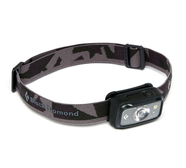Black Diamond Cosmo 300 Headlamp - Black - Find Your Feet Australia Hobart Launceston Tasmania