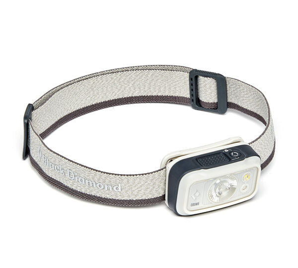 Black Diamond Cosmo 300 Headlamp - Aluminium - Find Your Feet Australia Hobart Launceston Tsamania