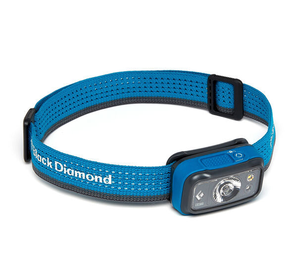 Black Diamond Cosmo 300 Headlamp - Azul - Find Your Feet Australia Hobart Launceston Tasmania