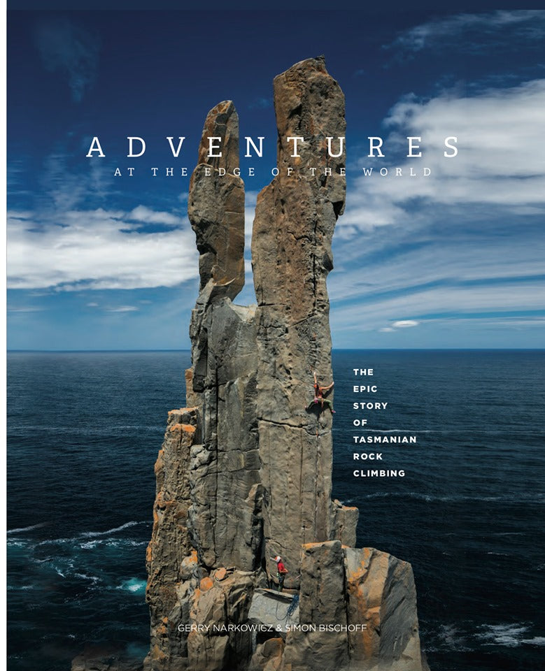 Adventures at the Edge of the World - Hardcover - Find Your Feet Australia