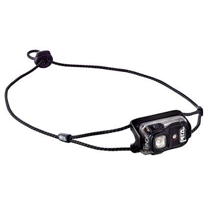 Petzl Bindi Headlamp black Find Your Feet Australia Tasmania Running