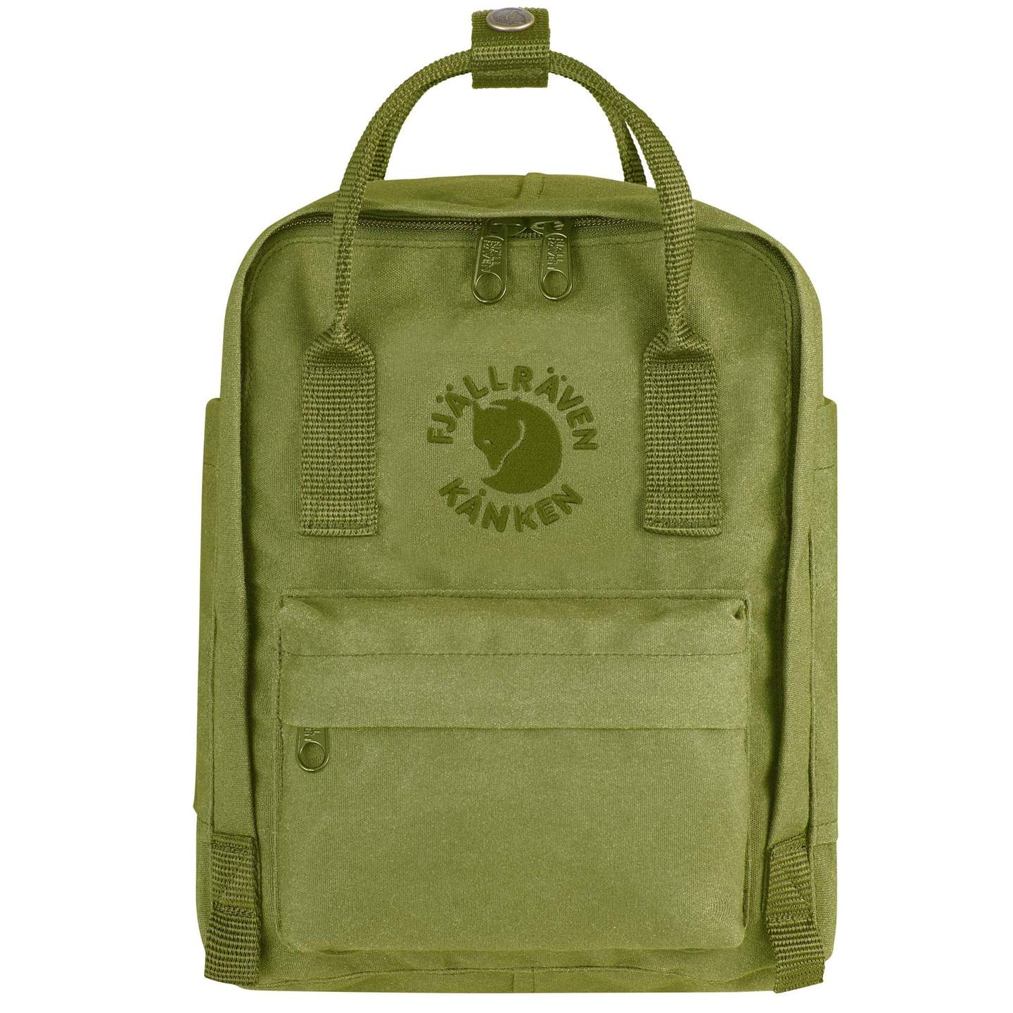 Fjallraven Re-Kanken Mini Backpack - Spring Green - Find Your Feet Australia Hobart Launceston Tasmania