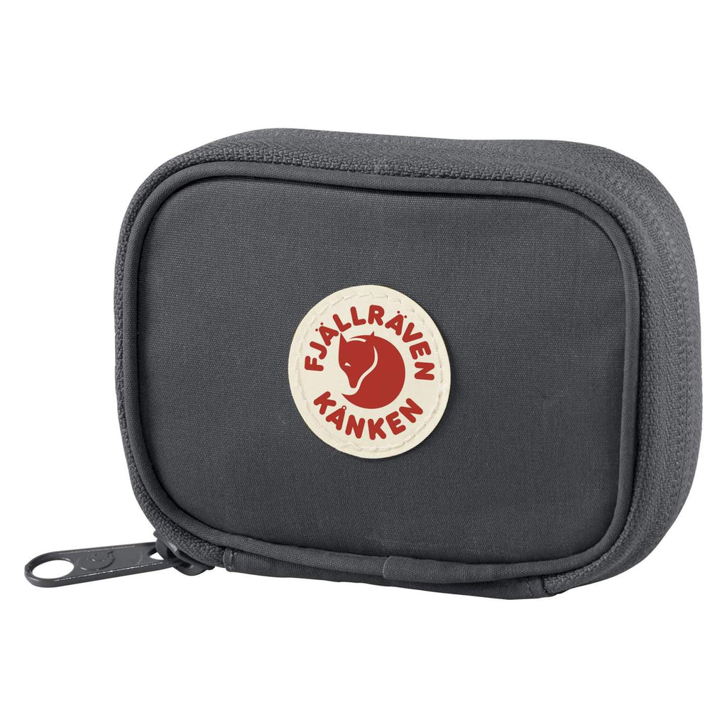 Fjallraven Kanken Card Wallet Super Grey - Find Your Feet - Hobart Australia Tasmania Travel Lifestyle Accessories