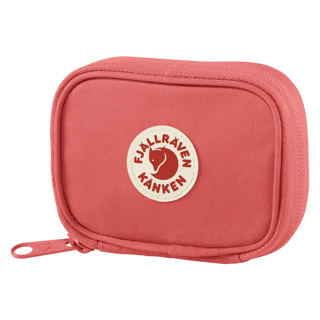 Fjallraven Kanken Card Wallet Peach Pink - Find Your Feet - Hobart Australia Tasmania Travel Lifestyle Accessories
