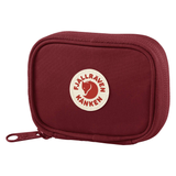 Fjallraven Kanken Card Wallet Ox Red - Find Your Feet - Hobart Australia Tasmania Travel Lifestyle Accessories