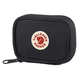 Fjallraven Kanken Card Wallet Black - Find Your Feet - Hobart Australia Tasmania Travel Lifestyle Accessories