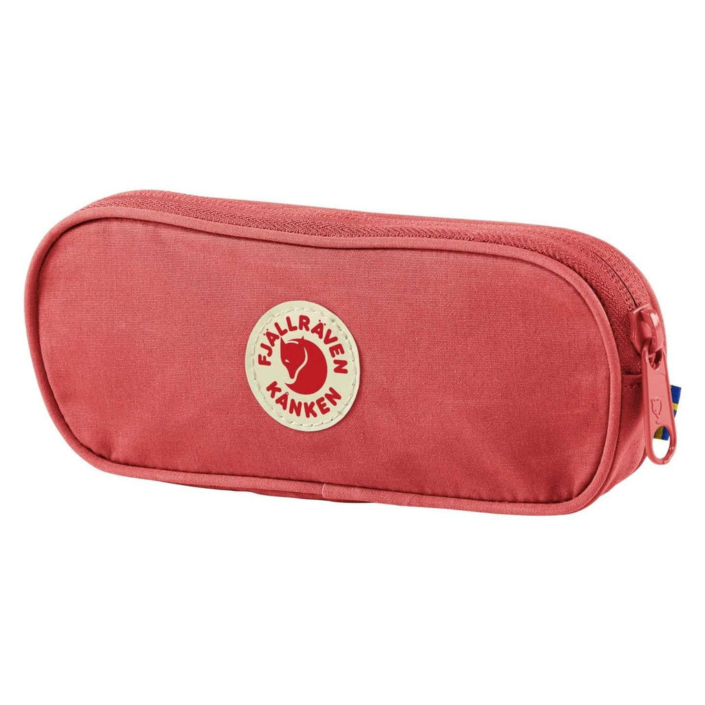 Fjallraven Kanken Pen Case Peach Pink - Find Your Feet - Hobart Australia Tasmania