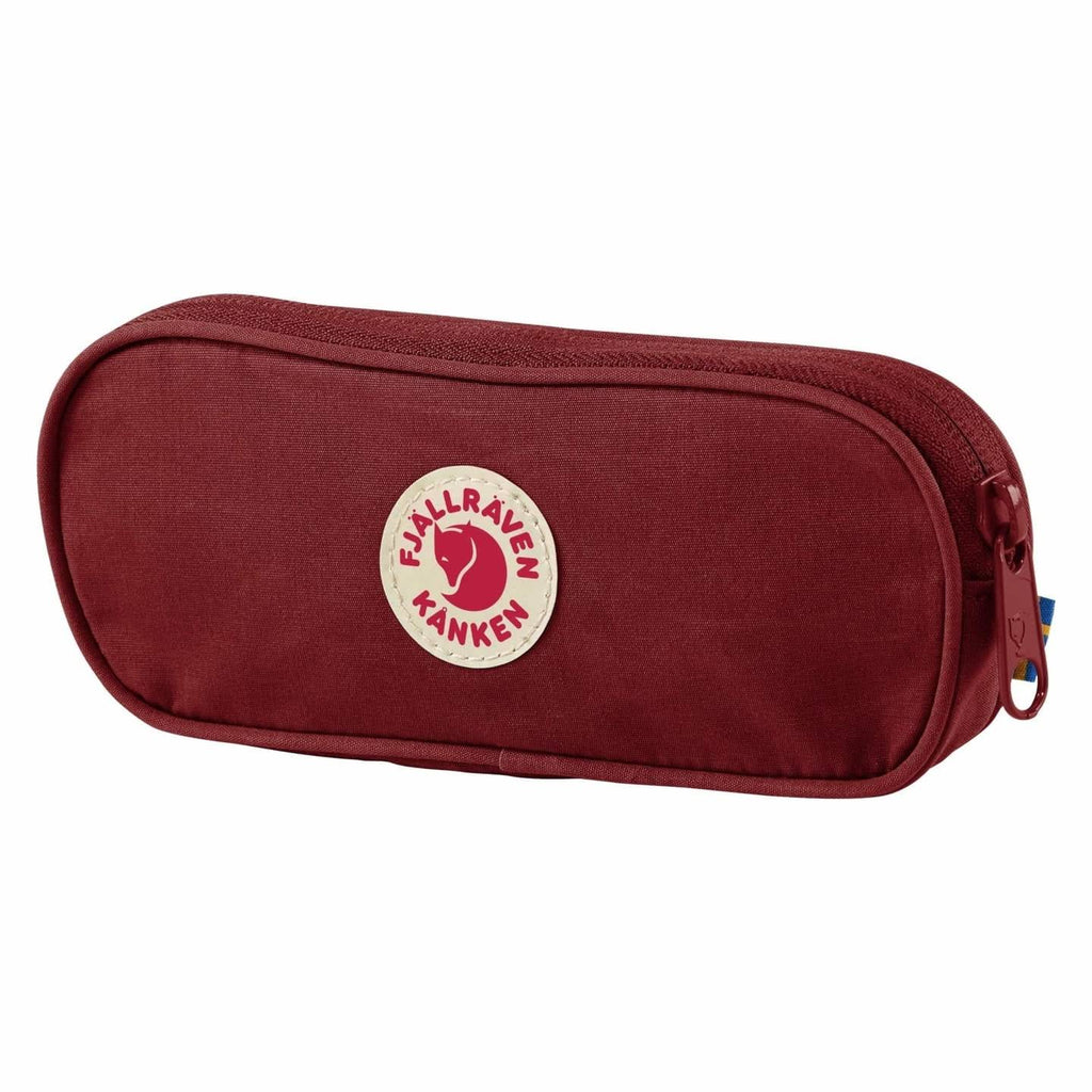 Fjallraven Kanken Pen Case Ox Red- Find Your Feet - Hobart Australia Tasmania