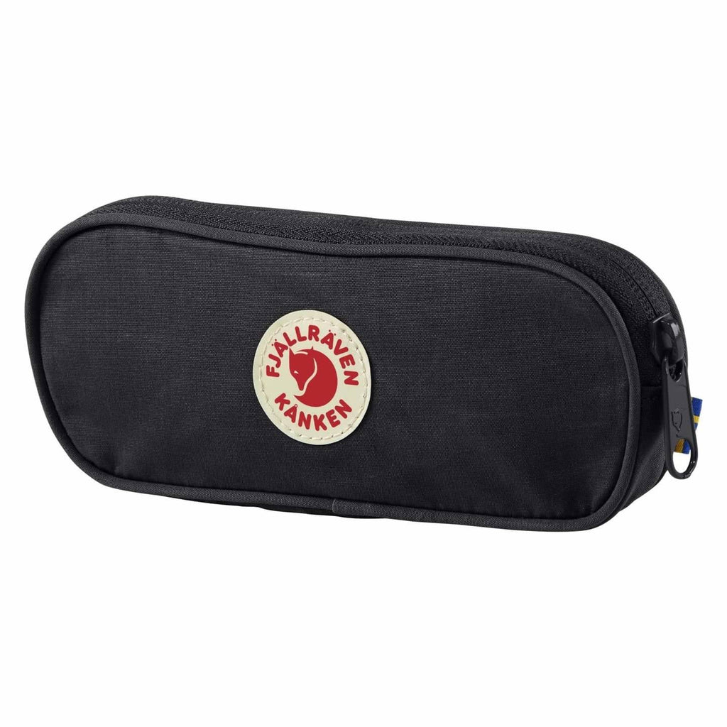 Fjallraven Kanken Pen Case Black - Find Your Feet - Hobart Australia Tasmania