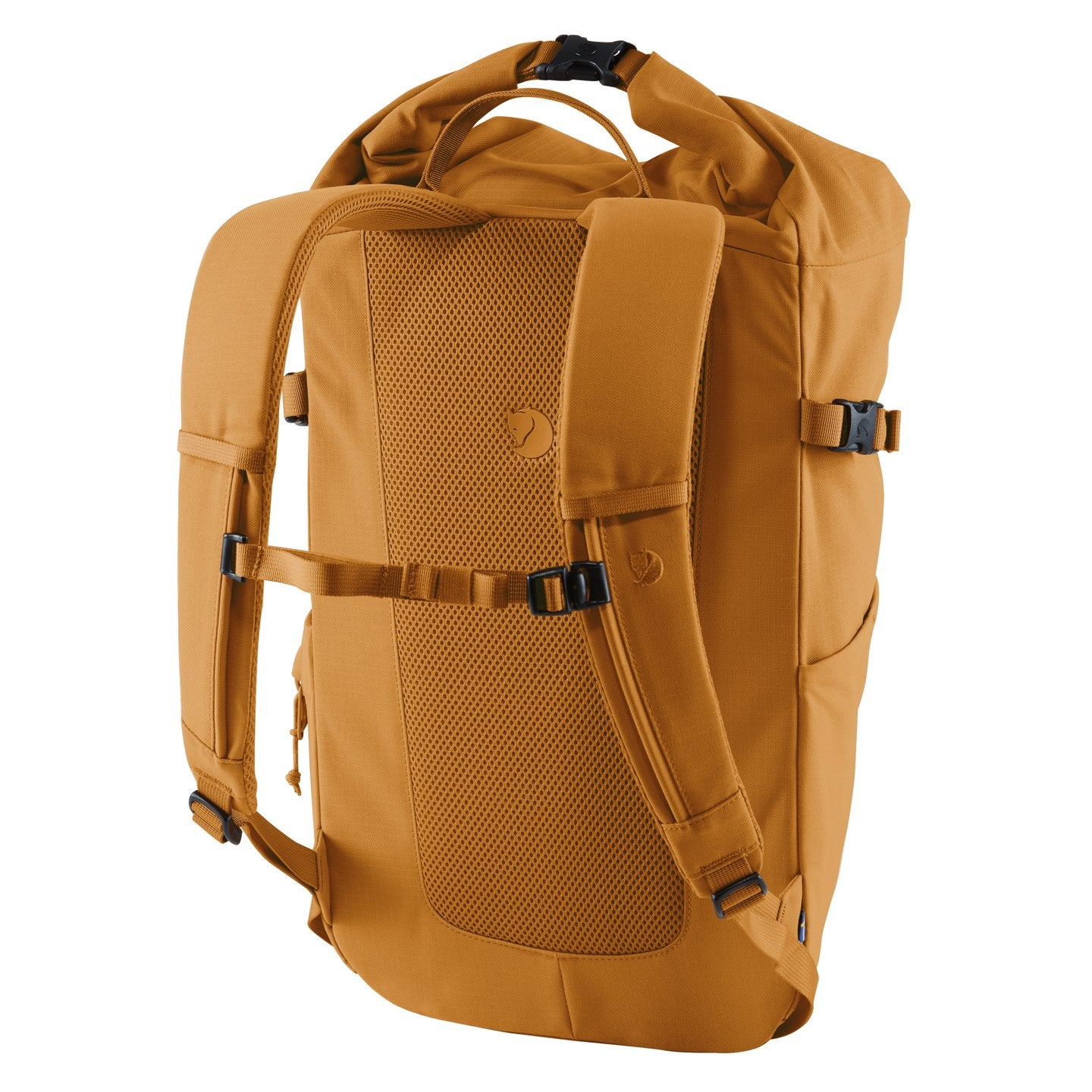 Fjallraven Ulvö Rolltop 23 - Red Gold - Find Your Feet Australia Hobart Launceston Tasmania