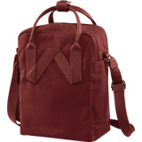 Fjallraven Kanken Sling - Ox Red - Find Your Feet Australia Hobart Launceston Tasmania