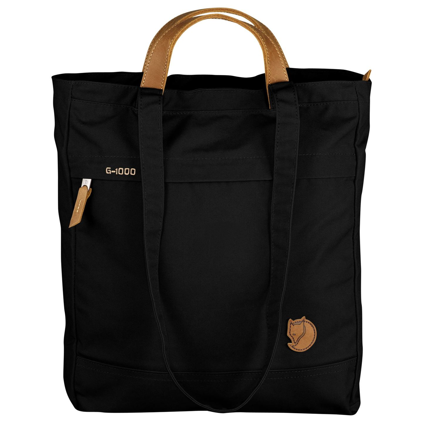 Fjallraven Totepack No.1 - Black - Find Your Feet Australia Hobart Launceston Tasmania