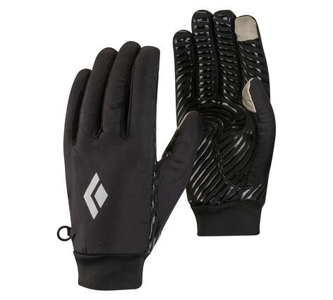 Black Diamond Mont Blanc Glove Liners - Find Your Feet Australia