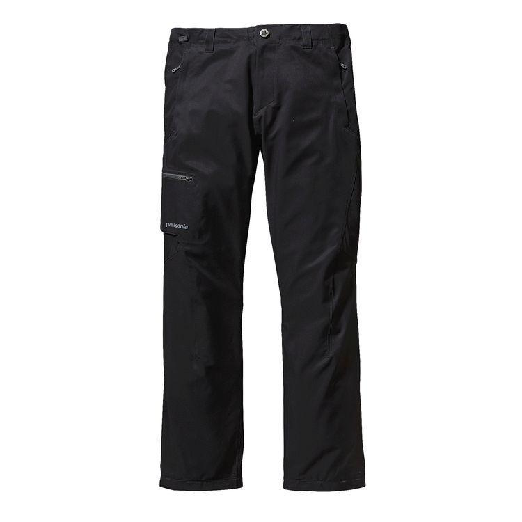 Patagonia Simul Alpine Pants (Men's) - Black - Find Your Feet Australia Hobart Launceston Tasmania