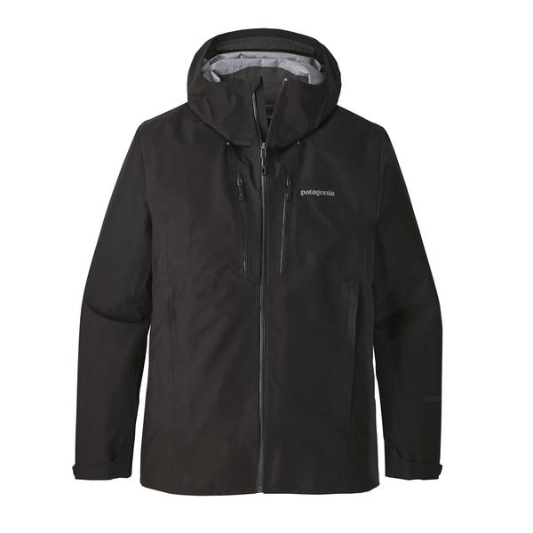 Patagonia Triolet Jacket (Men's) FW20 - Black - Find Your Feet Australia Hobart Launceston Tasmania