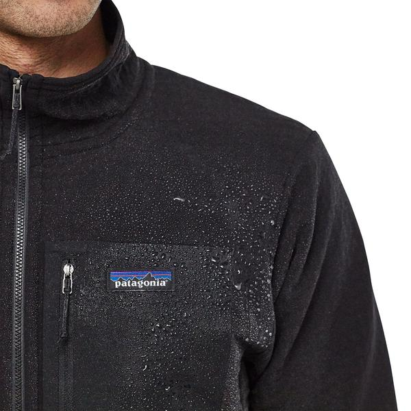 Patagonia R2 TechFace Jacket (Men's) Black - Find Your Feet - Hobart Australia Tasmania Hiking Lifestyle Travel