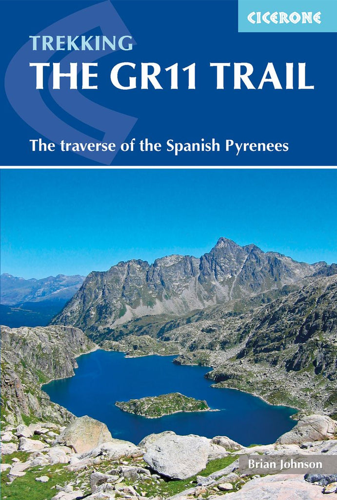 The GR11 Trail - Spanish Pyrenees Book Find Your Feet Hobart Australia