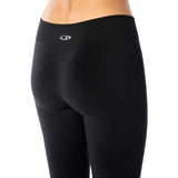 Icebreaker Motion Seamless Tights (Women's) - Black - Find Your Feet Australia Hobart Launceston Tasmania