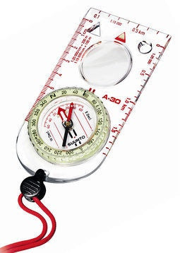 Suunto A-30 Compass - Find Your Feet - Hobart Australia Tasmania - Navigation Hiking Rogaine Orienteering