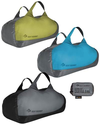 Sea To Summit Ultra-Sil Duffle Bag 40L - Find Your Feet Australia Hobart Launceston Tasmania