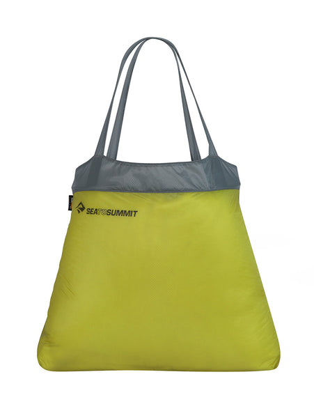 Sea To Summit Ultra-Sil Shopping Bag - Lime - Find Your Feet - Australia