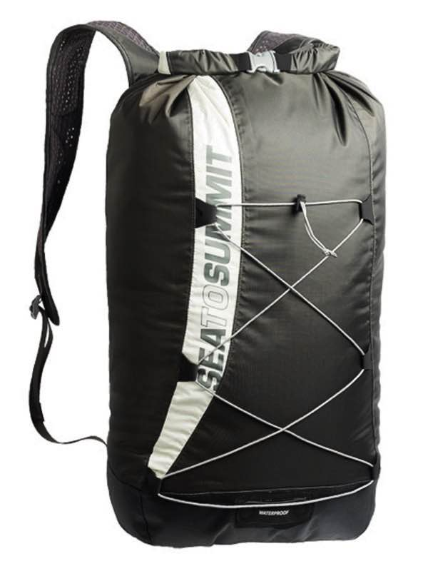 Sea To Summit Sprint Daypack 20L Black Find Your Feet Tasmania  Hobart Launceston Tasmania