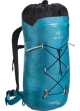 Arcteryx Alpha FL 30 Litre Pack - Dark Firozza - Find Your Feet Hobart Tasmania Climbing Australia Hobart Launceston Hiking
