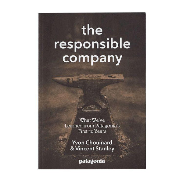 The Responsible Company - Patagonia Softcover Book