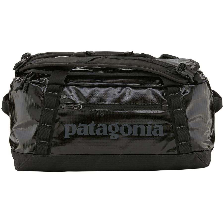 Patagonia Black Hole Duffel 40L - FW20 - Black - Find Your Feet Australia Hobart Launceston Tasmania