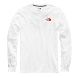 The North Face Red Box LS Tee (Men's) - Find Your Feet Australia Hobart Launceston Tasmania