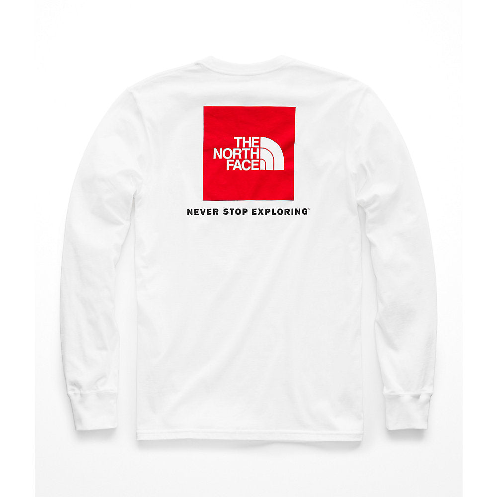 The North Face Red Box LS Tee (Men's) - Find Your Feet Australia